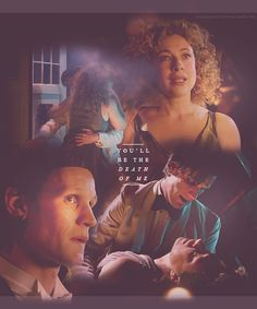 ksc Eleven knew where and when River died which lent such poignancy to their relationship. We've always known there was this shadow over their love. He lives with the knowledge that he will outlive everyone he loves, but he always knew exactly how it would end with River and he was strong enough to love her anyway. ♥♥