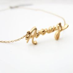 It's Your Signature... really, it's your signature! — Nan Lee Jewelry