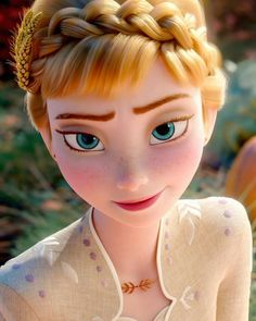Disney Pixar, Disney Icons, Arte Disney, Disney Fan Art, Disney Animation, Frozen Film, Frozen Art, Frozen Elsa And Anna, Frozen Elsa Dress