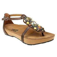 Kalso Earth Womens Enchant Thong Sandals