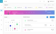 To Do Dashboard by Praveen raj