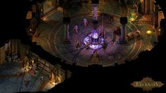 Paradox Interactive to Publish Obsidian's Infinity Engine Homage, Pillars of Eternity