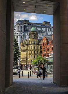 Manchester, England <3