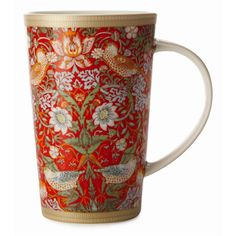 William Morris - MUG STRWBERRY