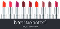 Hydra Brilliance Lipstick by #beauticontrol