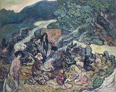 The Gypsies, 1905. Louis Valtat