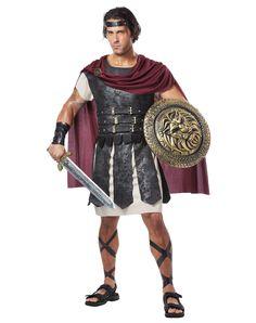 Gladiator Adult Mens Costume – Spirit Halloween