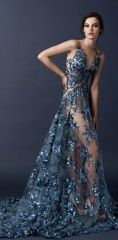 db9156457c Breathtaking Look of Paolo Sebastian Fall Winter Couture 2014-2015