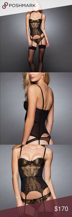 L'agent agent provocateur chemises 32C 36C Brand new with tags. Iana Collaboration with Monica and Penelope Cruz. Wired corset lingerie L'agent Intimates & Sleepwear Chemises & Slips
