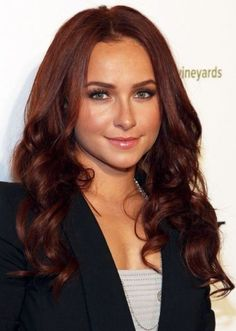 50 Best Auburn Hair Color Ideas for 2014 | https://herinterest.com