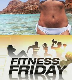 #FitnessFriday: Working Hidden Muscles is key with these exercises #fitness
