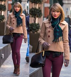 5 Ways Taylor Swift Wore Skinny Jeans with Boots
