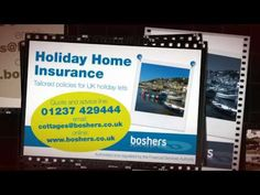 Boshers Holiday Home Insurance for UK lets
