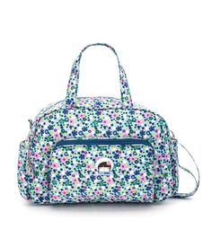 Floral print baby changing bag for mum's and baby's essentials. Spanish Baby Clothes, Baby Changing Bags, Unique Baby, Baby Prints, Baby Essentials, Baby Accessories, Vera Bradley Backpack, Baby Shower Gifts, Unique Gifts