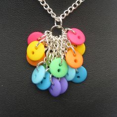 10 trozo de botones con motivo floral ojales botón Trachten botón botón blanco 11,5 mm nuevo
