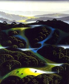 By the artist ~ Eyvind Earle.