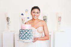 Rose Quartz by Yolande Snyders & Yellow Papaya Pantone 2016, Pantone Color, Wedding Pics, Wedding Cakes, Traditional Wedding Decor, Rose Quartz Serenity, Color Of The Year, Wedding Decorations, Wedding Photography