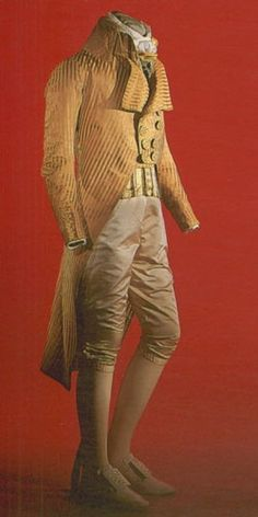 I say, ole chap, might you have a duster I could borrow?  SordidSoiree    Men's Redding Coat. Around 1800