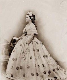 Mrs. Abraham Lincoln - because tall guys like short, fiesty girls :)