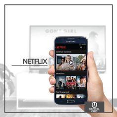Todas as suas series, filmes e documentários de  sucesso na palma da sua mão? É claro que estamos falando da Netflix. Com certeza, você já conhece o serviço de stream mais famoso do mundo, mas nem todo mundo sabe que existe um APP e que está disponível para as lojas Android, iOS e WindowsPhone. Baixe o APP e coloque todas as suas series em dia ;)  #Netflix #AppNetflix #NetflixBrasil #TodaHoraÉ #Serie #Seriado #Filme #Movie #RadicalChic
