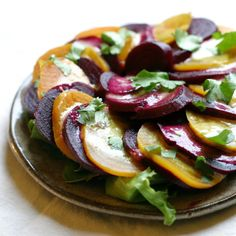 Poppies and Papayas: Holistic Nutrition and Healthy Cooking: A Power Outage and a Lemon Dijon Beet Salad