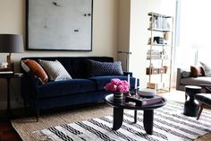 HGTV Fresh Faces of Design - Big City Digs: Stylish Condo With City View by Brian Paquette >> http://www.hgtv.com/design/fresh-faces-of-design/2015/big-city-digs?soc=pinterest