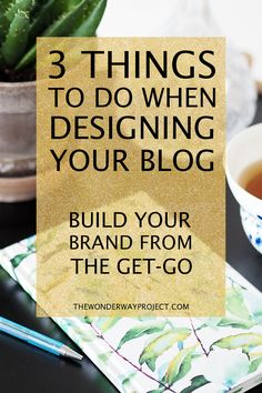 Your blog design is your blog's shop window to the world. If your blog design is bad, readers won't stick around. You should always consider these 3 things!