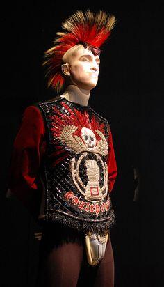 Jean Paul Gaultier punk