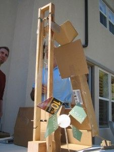 Build A Rube Goldberg Machine