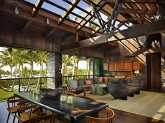 Hawaii Residence by Olson Kundig Architects