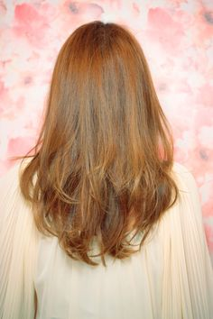 How To Cut Your Own Hair In V Shaped Haircut With Layers: Layered V Haircut Wavy ~ JeuneetConne Hairstyle Inspiration