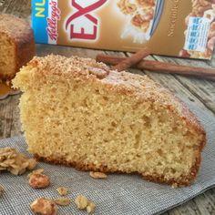 Torta ai cereali, morbida soffice e delicata