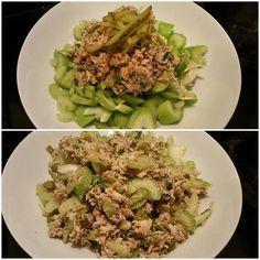 Tuna salad. #HCGrecipes4u