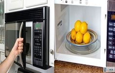 Top 10 Things You Never Guessed Your Microwave Could Do -  Microwaves are in every house nowadays. Nonetheless, many of us are unaware of what our microwaves are capable of doing. Here's a top 10 list of the many things your microwave can do: 10. Makes Citrus Juicier : Put your fruits in the microwave for half a minute and you'll end up with...