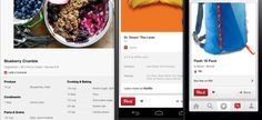 """In an effort to make its pins (images) more useful and actionable #Pinterest is introducing more information into selected categories of pins: movies, products and recipes. These new """"rich pins"""" provide additional background and information, depending on the category, below the image. http://marketingland.com/pinterest-introduces-rich-pins-with-more-data-to-make-them-more-actionable-44520?utm_source=pluspost_medium=plus_campaign=stream"""