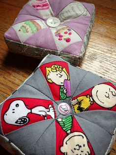 Pincushions by run amok on flickr