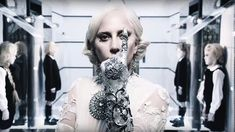 Lady Gaga Sexy Dances, Keeps Her Vampire Children on Leashes in New 'American Horror Story: Hotel' Promo