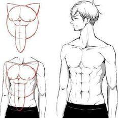 Learn To Draw Manga - Drawing On Demand Body Reference Drawing, Guy Drawing, Drawing Reference Poses, Drawing Base, Drawing People, Figure Drawing, Drawing Tips, Hand Reference, Gesture Drawing
