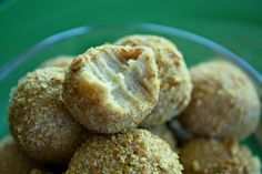 Churro Truffles recipe http://quichethecook.blogspot.com