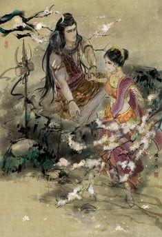 Rudra Shiva, Mahakal Shiva, Shiva Art, Hindu Art, Orisha, Lord Shiva Sketch, Shiva Parvati Images, Shiva Photos, Shiva Shankar