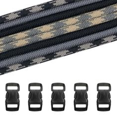 Military & Veterans Causes Paracord Crafting Kit #12