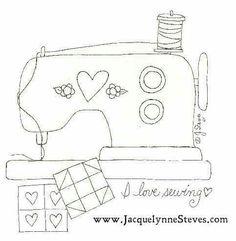 Maquina de cosir