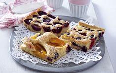 Einfacher Früchtekuchen