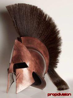 Casco Rey Leonidas de la pelicula 300 11 por PropDivision en Etsy