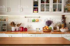 Kitchen Sets, Utensils, Decorative Items, Kitchen Cabinets, Stock Photos, Image, Home Decor, Diy Kitchen Appliances, Decoration Home