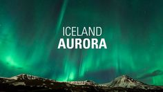 Iceland Aurora is a non-narrative time-lapse film which captures the mesmerising Aurora Borealis and the unique scenery of Iceland.  Shot in more than fifty locations,…