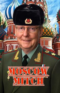 """""""While I am busy working on a new look for (trending right now). Let me share a pic of 😂 😂😂"""" Political Corruption, Political Memes, Political Cartoons, Politics, Evil Empire, Mitch Mcconnell, Republican Party, Moscow, Dumb And Dumber"""
