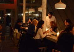 Vai sister restaurant in the West Village COARSE NYC