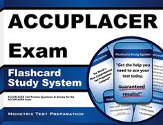 Information about the college assessment test.