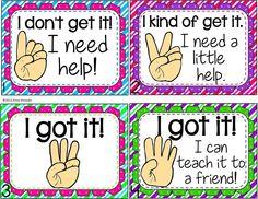 Kid Friendly Marzano Scale- Administrators love it when you use Marzano in your classroom!